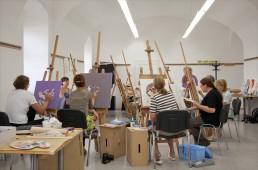 Akademie Geras bei Kreativ Reisen Österreich